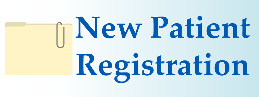 Use our online form to register your pet before your visit with us.